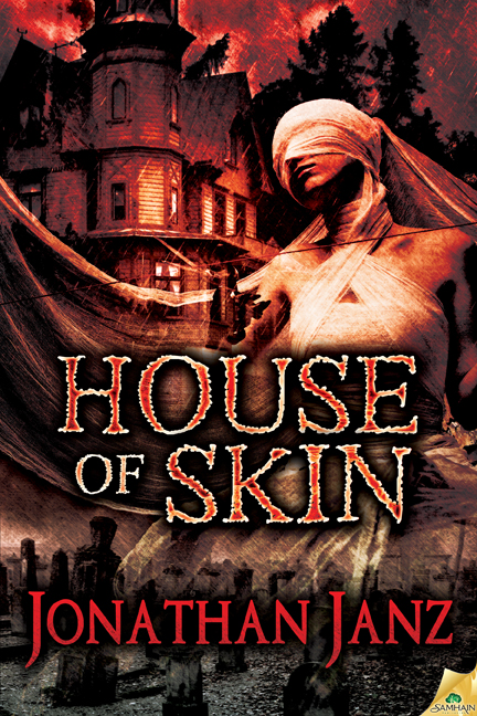"""This is a great haunted house story. It's a great haunted people story."""