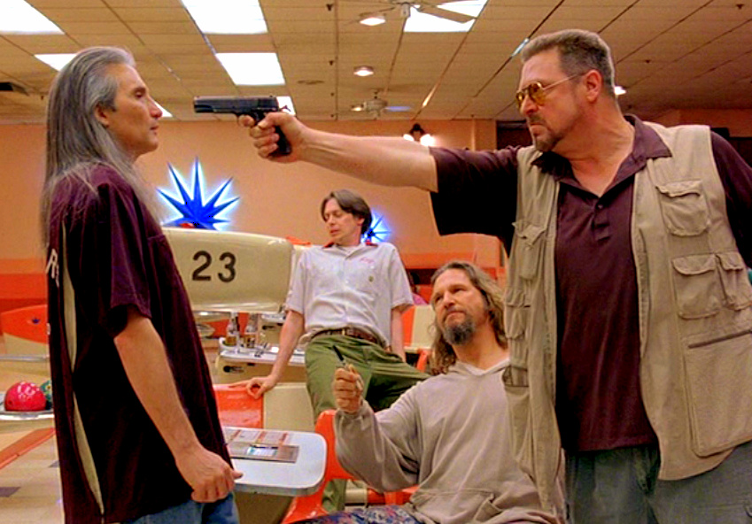 Top Six Underrated Quotes from THE BIG LEBOWSKIThe Big Lebowski Walter