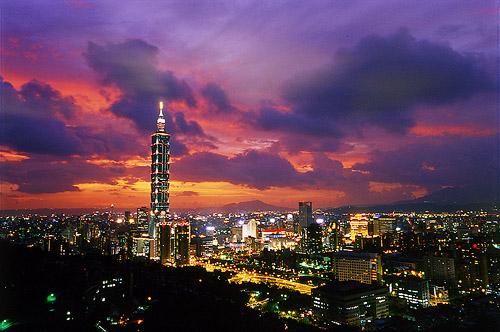 Taipei City: The Site of My Next Reading