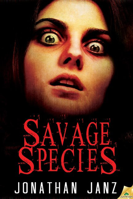 SAVAGE SPECIES MAIN COVER