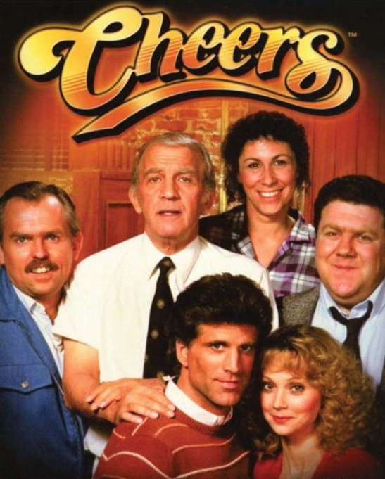 Cheers-cast