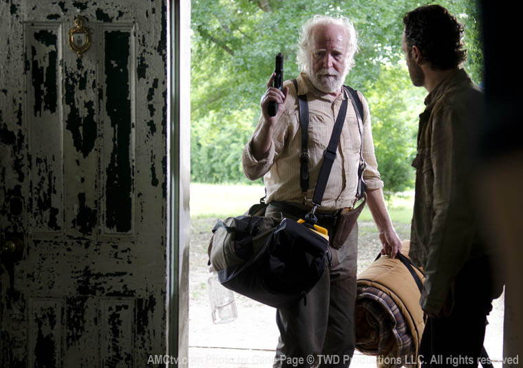 Scott Wilson--He and I Will Be Chilling This Weekend