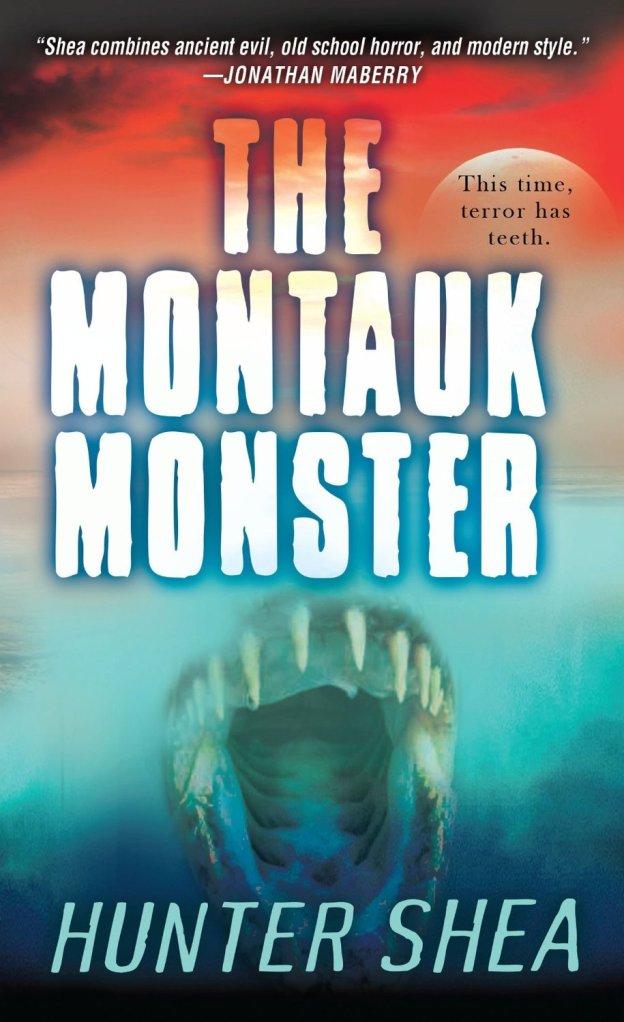 montauk monster cover