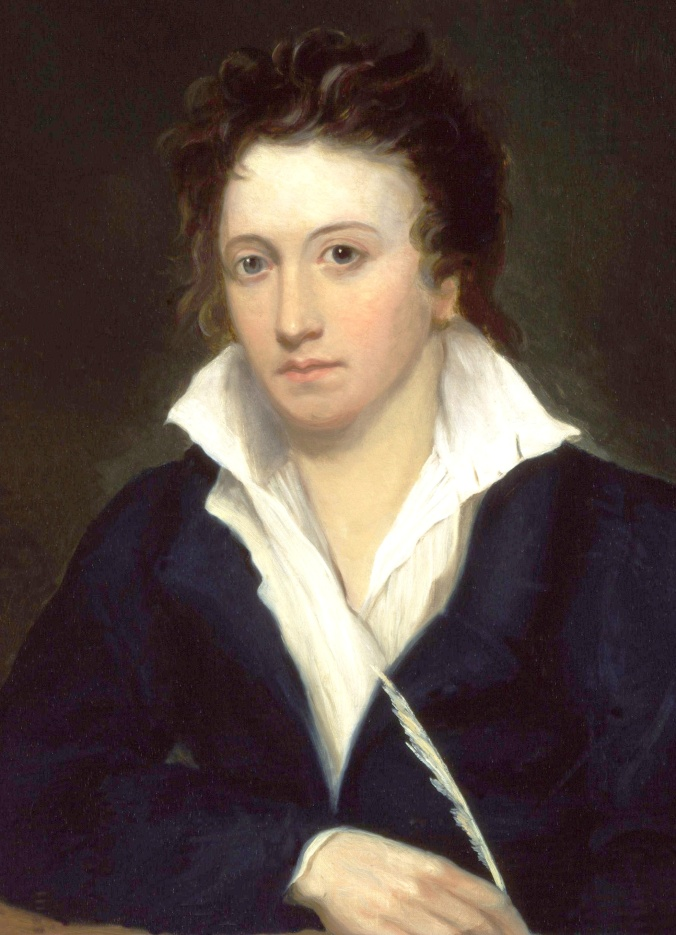 Percy Shelley, Soul-Toucher