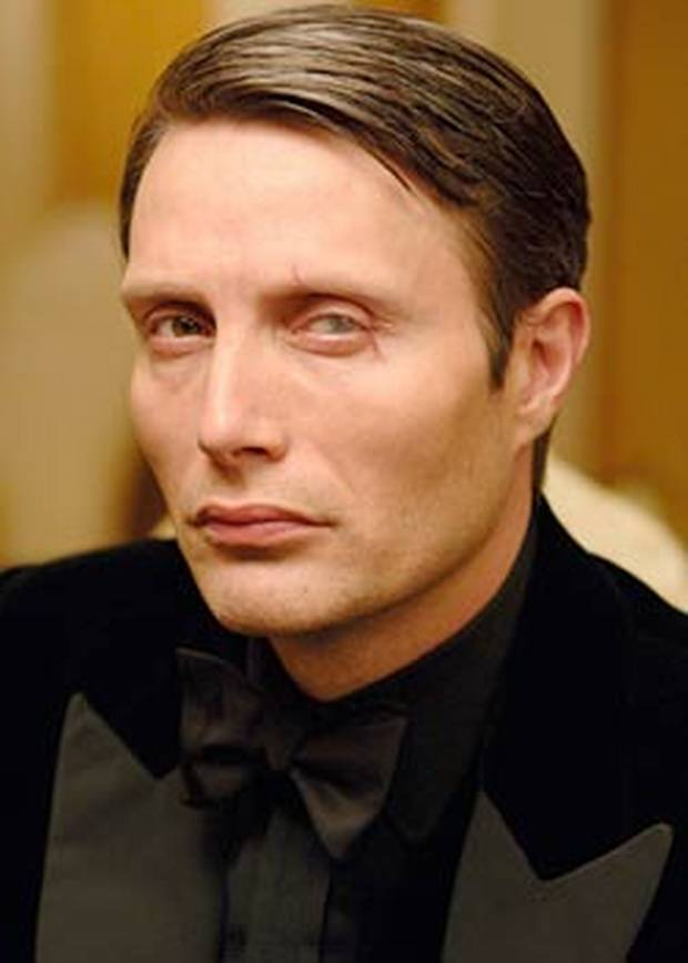 Mads with His Game Face On